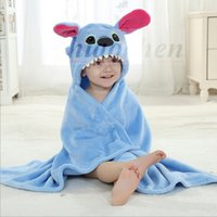 bath lions - Kids Animal Bathrobe Duck Robes Frog Bath Towels Panda Cloak Cotton Poncho Lion Hooded Beach Towel Cow Cartoon Swim Towel Blankets A1004