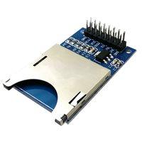 arduino sd write - 1Pc SD Card Module Slot Socket Reader For Arduino ARM MCU Read And Write B00215 BAR