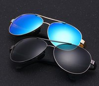 Wholesale retail new men s polarized sunglasses Air Force pilots dedicated