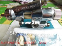 automatic air spray - Hot saled IMPORTED ANEST IWATA AUTOMATIC W101 HVLP spray gun used for furniture Auto and house decoration air