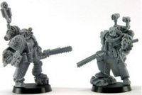 apothecary - Item Resin Model Space Marine Apothecary Set