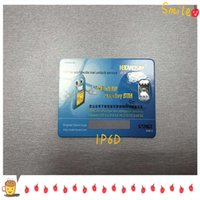 Wholesale ip6d without JB mobie phone HEICARD VERSIOND IP6D unlock card for iphone s s plus ios8 support g g g