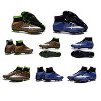 beauty free boots - FG football boots new men soccer shoes high ankle Savage Beauty soccer cleats