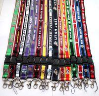 animal id - Factory price Basketball sport logo neck Lanyard Keychain Cell Phone ID Badge Holder