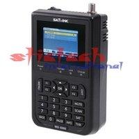 Wholesale by dhl or ems Original Satlink WS quot DVB S FTA digital satellite meter satellite finder ws satlink ws6906