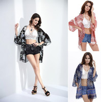 Wholesale Short Blouses Shirts Summer Europe Women S Dresses Blouses for Women Knits Tees Tops for Women Rompers for Women