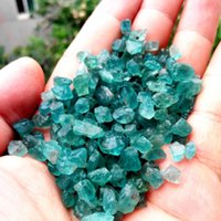 apatite rough - Blue Green Apatite Crystal Stone Natural Rough Mineral Specimen