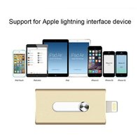 Wholesale China OTG USB Flash Drive Mobile USB Flash Drive for iPhone Plus C S and iPad Table