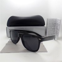Wholesale High Quality Men Sunglasses Black Frame women sun glasses brand sunglasses Fashion Sunglasses Brand Design unisex with Box Case