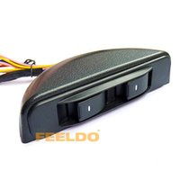 Wholesale New Universal and Gurantee quality Crescent Style for Power Window switches with Holder wire Harness