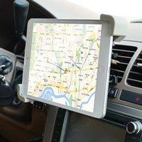 aluminium air - Cobao Fit inch Car Air Vent Tablet PC Pad holder Stand Support for iPad Mini Air Sam Tablet Nexus