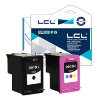 ae color - LCL XL CC654AE CC656AE AE AE AE Pack Black Tri Color Ink Cartridges Compatible for HP Officejet J4580 J4660 and J4680