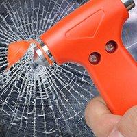Wholesale Hot in Car Glass Window Breaker Safety Escape Emergency Hammer Seat Belt Cutter