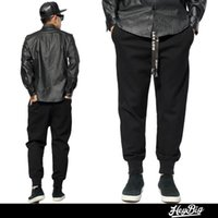 bboy pants - Fashion Brand HipHop Black Men Joggers Cotton Harajuku Retro Sport Men Pants America Casual Bboy Skateboard Sweatpants