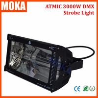 Wholesale Martin Atomic Power Xenon DMX w strobe light DMX Stage Flash Lighting Equipment v W DMX Strobe Flash Light
