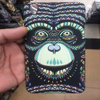 amazon jungle - 2016 new hot models Amazon jungle animal series mobile phone protection shell D handle new mobile phone protective shell manufacturers sell
