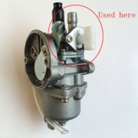 mini quad bike parts - Fuel switch valve amp Fuel petcock FOR Mini Pocket Bike Atv Quad pit Bike on Carburetor cc Parts