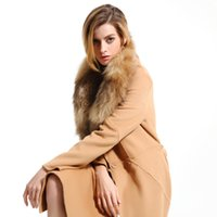 Wholesale MAXNEGIO Clothes for women Hand made Double sided cashmere Simple low extravagance Fashion reading wool cashmere