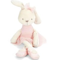 ballet cloth - 1pcs cm Cute Rabbit with Pink Dress Baby Plush Toy Soft Ballet Rabbit Doll Kids Comfort Doll Best Gift for Children