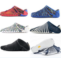 Wholesale 2016 newest Vibram Furoshiki Move Light nude running shoes very popular than the Five Fingers shoes top quality women and mens shoes