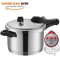 Wholesale Five re insurance more secure High strength composite five stainless steel pressure cooker cm