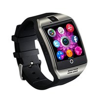 android spin - 2016 newest smartwatch Phone calls Multifonction bluetooth Watches for Android and IOS Phone for spin crystal smartphone