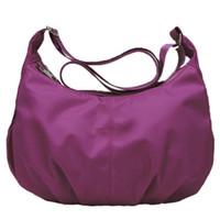 Wholesale New Top Quality Nylon Waterproof Shoulder Bag Women Fashion Simple Portable Hobos Casual Cross Body Messenger Bag Bolso