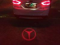 big light project - Big Discount Car Tail LOGO Projecting Lamp Lights Auto Rear Light Emblem LED Laser External Decoration Lighting For Skelton Head Pattern