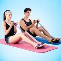 benches indoor - Indoor sports crunches home fitness weight loss muscle training pull rope small sports equipment for everyone light and handy