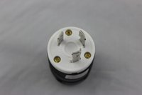 Wholesale 30A250V locking plug gasoline generator accessories plug American anti loose plug NEMAL6 P