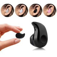 best mini headphones - Best S530 Mini Wireless Bluetooth Headset Earphone Handsfree V4 Invisible Stereo Headphone with MIC Music Answer Call for iPhone Samsung