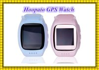 arabic cartoon - 2016 hoopato smart watch Cute Smart Baby Watch Cartoon Hoopato SIM SOS GPS Wearable Devieces For Android Iphone Smartwatch For Children