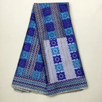 Wholesale New Arrivals African Swiss Voile Lace High quality new fashion african guipure lace fabric for women dress coco