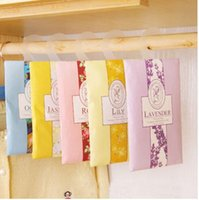 Wholesale Indoor can be hung natural sachets wardrobe wardrobe insect resistant mouldproof sweet bursa car in addition to flavor aroma