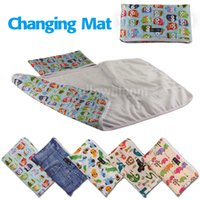 baby nappy change mat - Baby Portable Foldable Washable Compact Travel Nappy Diaper Changing Mat Waterproof Baby Floor Mat Change Play Mat