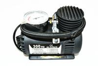 Portátil elétrico automático DC 12V Auto carro bicicleta MotorByck pneu pneu ar bomba pressão compressor Inflável inflador 300psi