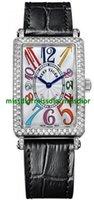 arabic ladies fashion - High quality AAA Reef Tiger RT Watches Fashion Lurury Lady Watch Diamonds Steel Leather Rectangular Quartz Watches Arabic Numeral RGA172