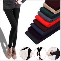 basic leggings - Leggings Depot Basic Solid Plain High Quality Full Leggings Stretch