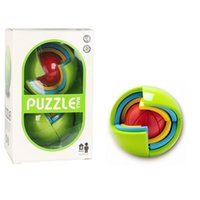 Wholesale Tinyinthebox TM Amaze BL D Intelligence Ball Game Puzzle Toy Piece