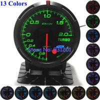 advanced racing - Colors In Back Light DEFI Advance BF Auto Racing Meter MM Turbo Boost Gauge Meter