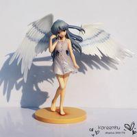 action smile - Angel Beats Tenshi Kanade Tachibana Good Smile ver Limited quot cm PVC Action Figure Toy