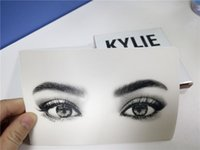 Wholesale 1 copy Kylie Cosmetics Bronze Eyeshadow KyShadow Palette Colors with code and cards DHL