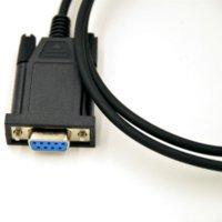 Wholesale COM port programming cable for two way radio BAOFENG UV R UV RA UV RB UV RC UV RD UV RE UV RO BF S UV B5 UV B6 radio