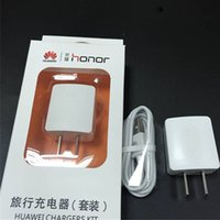 appliances for sale - Good sale A USB Port Wall Home Travel Fill Continuously W Charger Adapter with Cables For honor Travel Appliances for huawei