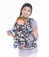 baby carrier back pack - Belts Suspenders New Baby carriers baby sling Baby hip seat baby products kids of cotton front pack back pack hipseat comfortable safe baby