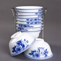 Wholesale Blue and white porcelain tableware Jingdezhen porcelain tableware ceramic tableware
