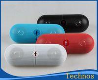 audio shopping - 2016 New XL Pill Bluetooth Speaker Wireless Bluetooth Mini Speaker wireless Streaming High Quality Free Shopping