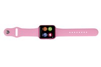 Wholesale Pink IWO watch waterproof Smart Watch for iPhone IOS and Android Smartphones