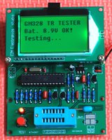 Wholesale GM328 transistor tester LCR meter ESR meter square wave generator