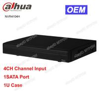 Wholesale Dahua OEM DH NVR4104H MP CH NVR Smart Mini U Network Video Recorder NVR4104H